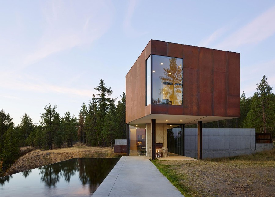 rimrock Rimrock Private Residence by Olson Kundig Architects Rimrock Private Residence by Olson Kundig Architects 3