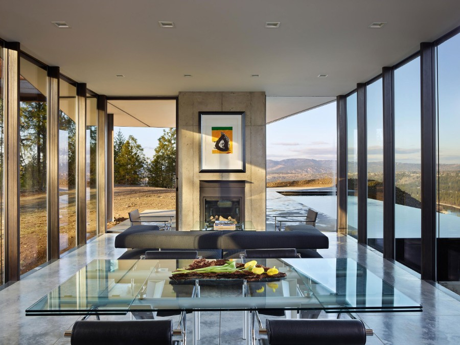 rimrock Rimrock Private Residence by Olson Kundig Architects Rimrock Private Residence by Olson Kundig Architects 9