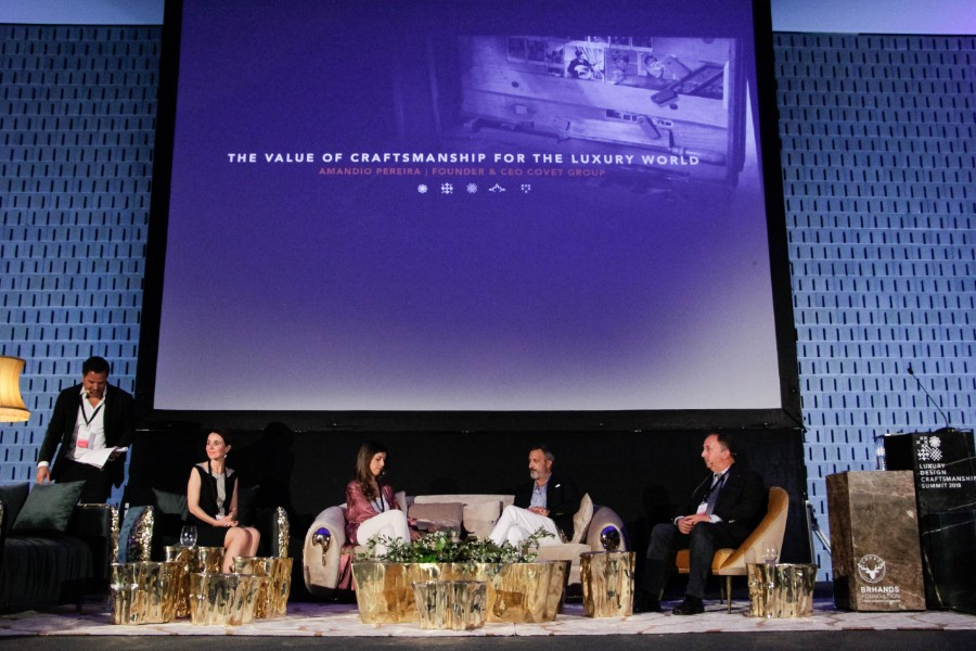 luxury design, design event, summit, craftsmanship, interior design, Vista Alegre, Topázio, Filigree, Tilling, Arraiolos, Renda de Bilros, Jewellery Craft, Luxury Design Highlights Of The Luxury Design & Craftsmanship Summit 2018 luxury summit 2018