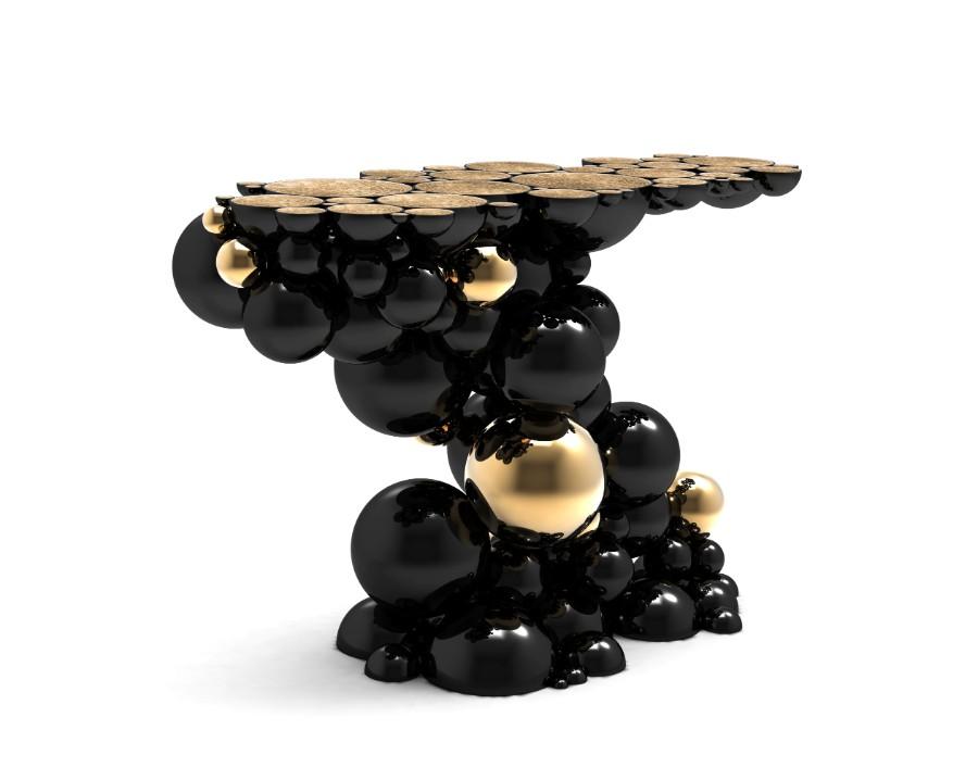 luxury furniture Discover Boca do Lobo's Luxury Furniture: Newton Family newton console limited edition boca do lobo 03
