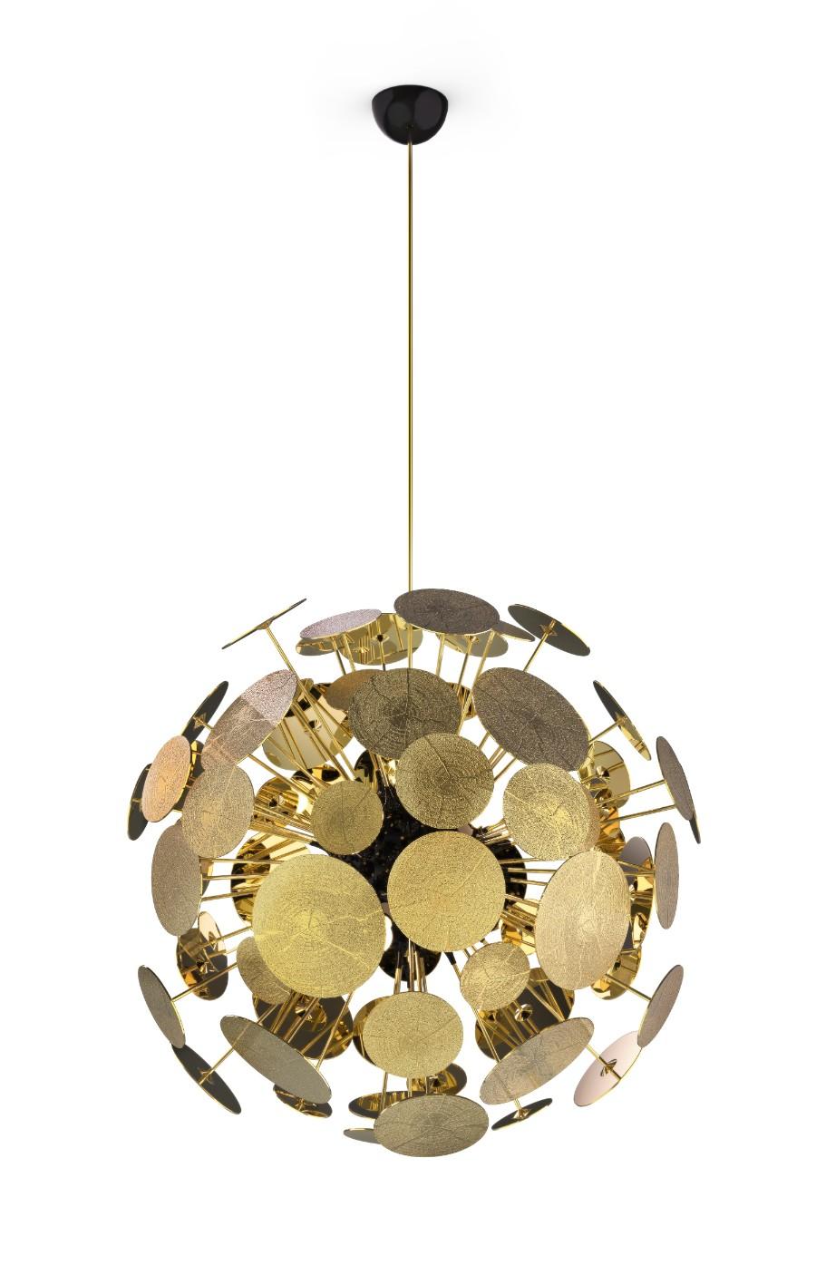luxury furniture Discover Boca do Lobo's Luxury Furniture: Newton Family newton supension lamp 01