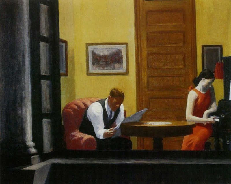 most famous artists Some of The Most Famous Artists Of All Time Room in NY edward hopper