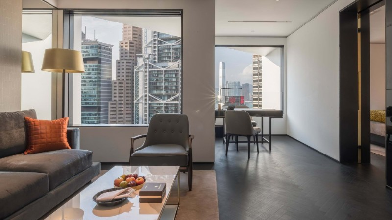 the murray The Murray: a New Luxury Hotel in Hong Kong by Foster + Partners The Murray a New Luxury Hotel in Hong Kong by Foster Partners 3