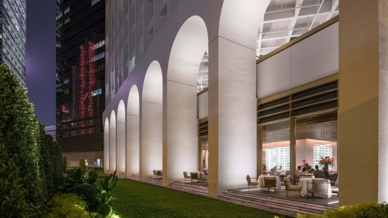 the murray The Murray: a New Luxury Hotel in Hong Kong by Foster + Partners The Murray a New Luxury Hotel in Hong Kong by Foster Partners 4
