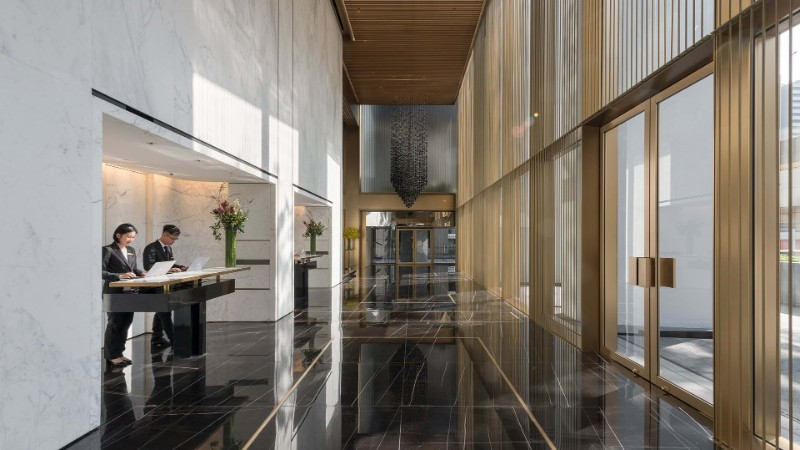 the murray The Murray: a New Luxury Hotel in Hong Kong by Foster + Partners The Murray a New Luxury Hotel in Hong Kong by Foster Partners 5