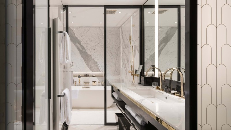 the murray The Murray: a New Luxury Hotel in Hong Kong by Foster + Partners The Murray a New Luxury Hotel in Hong Kong by Foster Partners 6