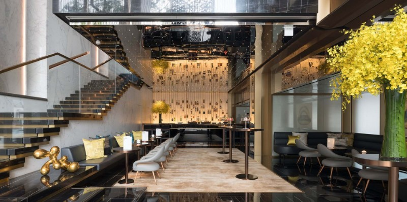 The Murray A New Luxury Hotel In Hong Kong By Foster Partners