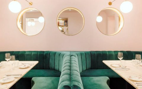 North Audley Cantine Inside North Audley Cantine Luxury Restaurant in London north audley cantine 480x300