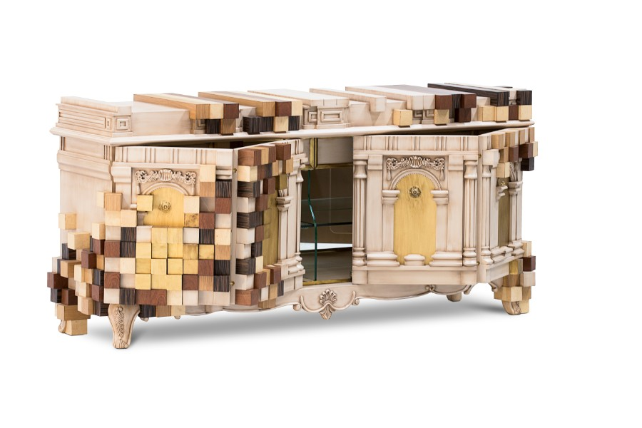 joinery The Art of Joinery Behind Boca do Lobo's Luxury Furniture  piccadilly sideboard boca do lobo 03