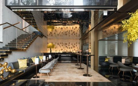 the murray The Murray: a New Luxury Hotel in Hong Kong by Foster + Partners the murray foster and partners 480x300