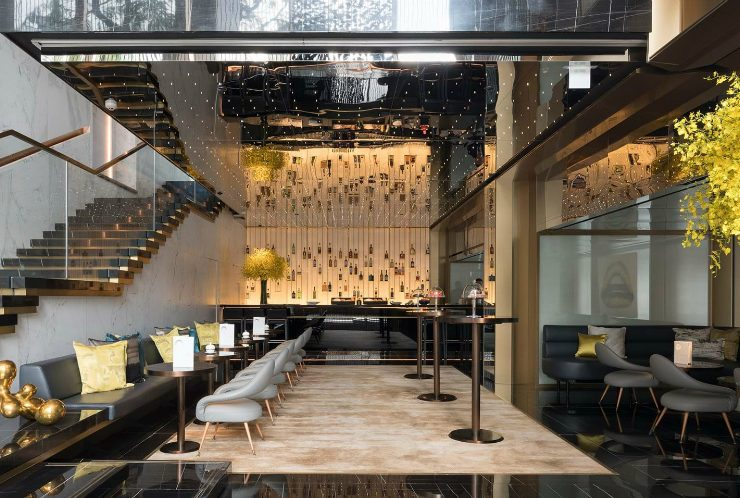 the murray The Murray: a New Luxury Hotel in Hong Kong by Foster + Partners the murray foster and partners 740x498
