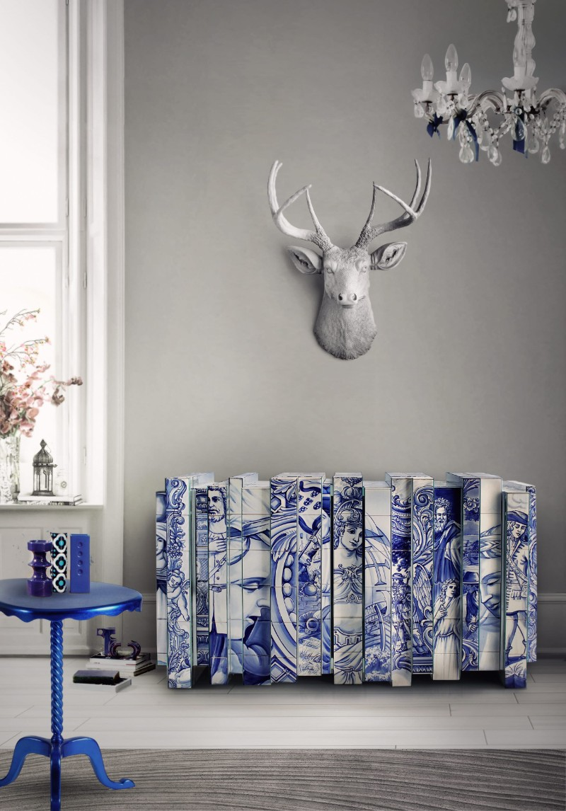 A Modern Art Saved from The Past : Heritage Series by Boca do Lobo