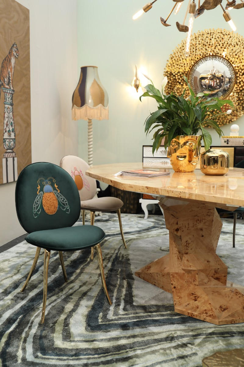 dining table Bonsai Dining Table: A Love at First Sight from Boca Do Lobo 4Z2A0838 1