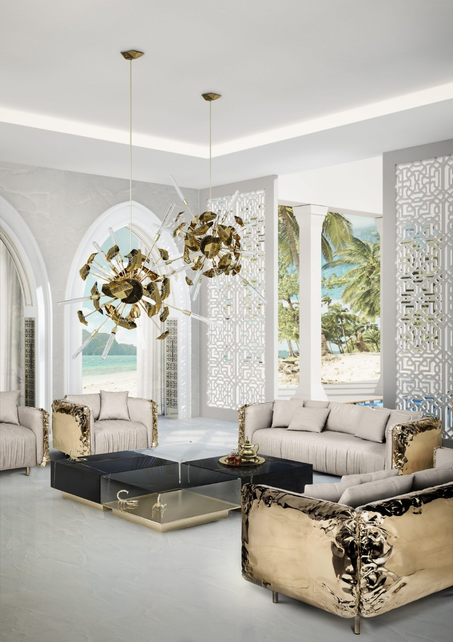 luxury furniture Luxury Furniture: Discover Metamorphosis Series Iconic Pieces ambience arabe