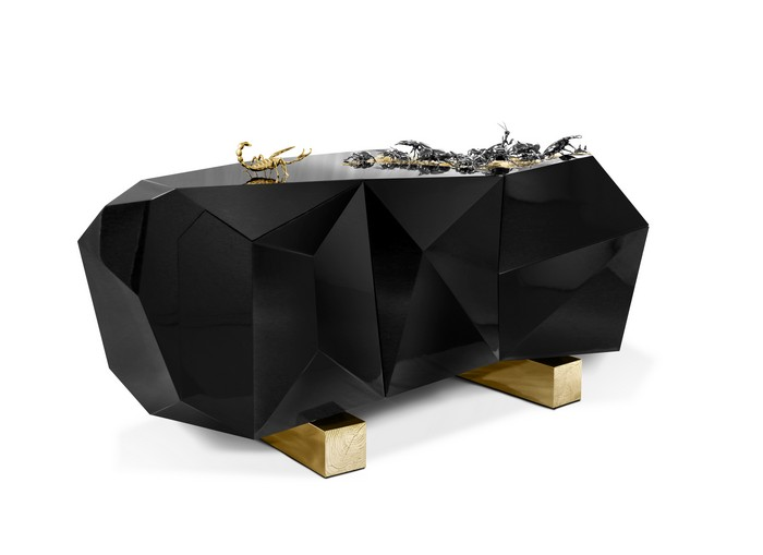 luxury furniture Luxury Furniture: Discover Metamorphosis Series Iconic Pieces diamond metamorphosis 01