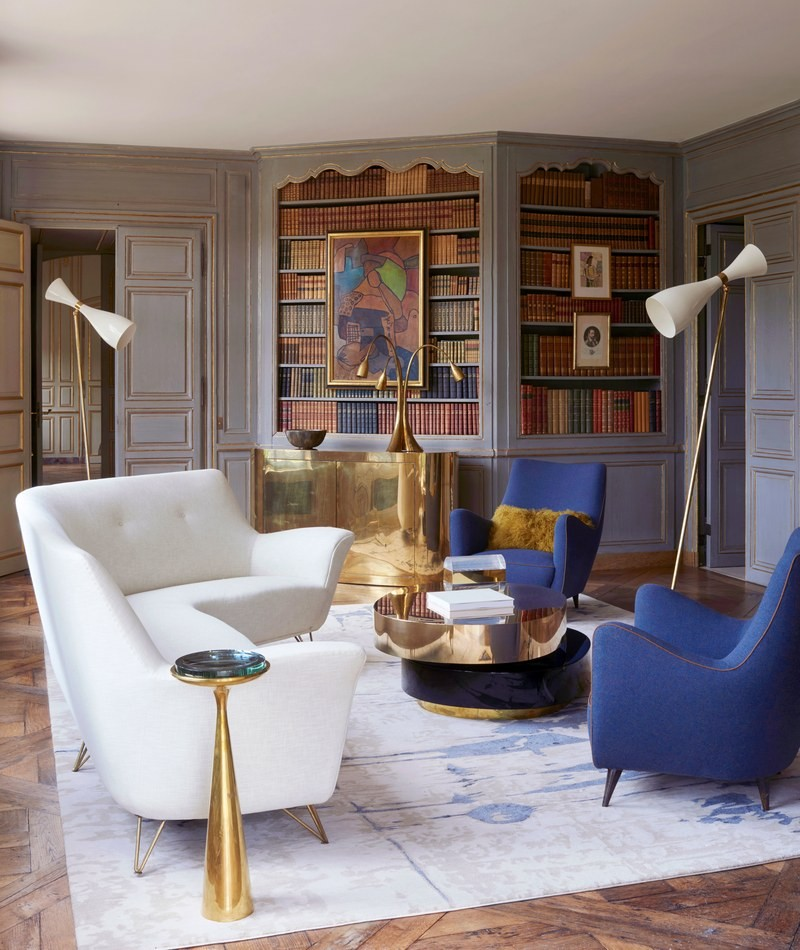 A 16th Century Chateau Transformed Into A Contemporary Luxury Home luxury home Didier Benderli Transforms A 16th Century Chateau into a Luxury Home 1 A Modern Update On A 16th Century French Chateau
