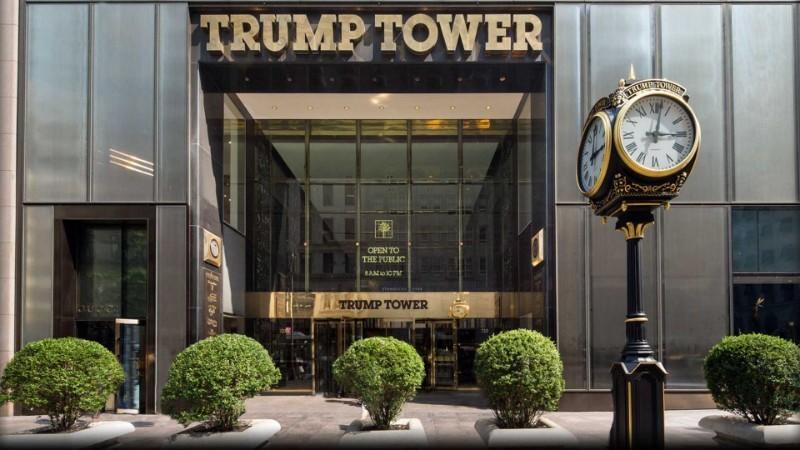 Hba An Amazing Interior Design Concept At The Trump Tower By HBA 1 An  Amazing Interior
