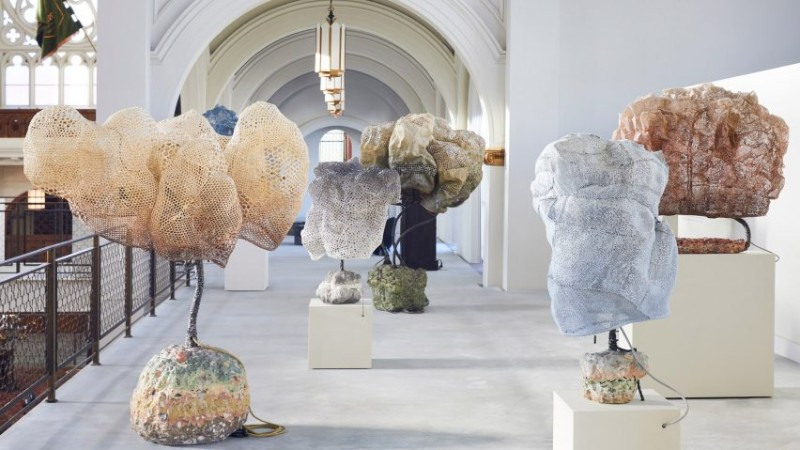 Carpenters Workshop Gallery Opens At a Former Church in San Francisco Carpenters Workshop Gallery Carpenters Workshop Gallery Opens At a Former Church in San Francisco 1 Carpenters Workshop Art Gallery Opens At a Former Church