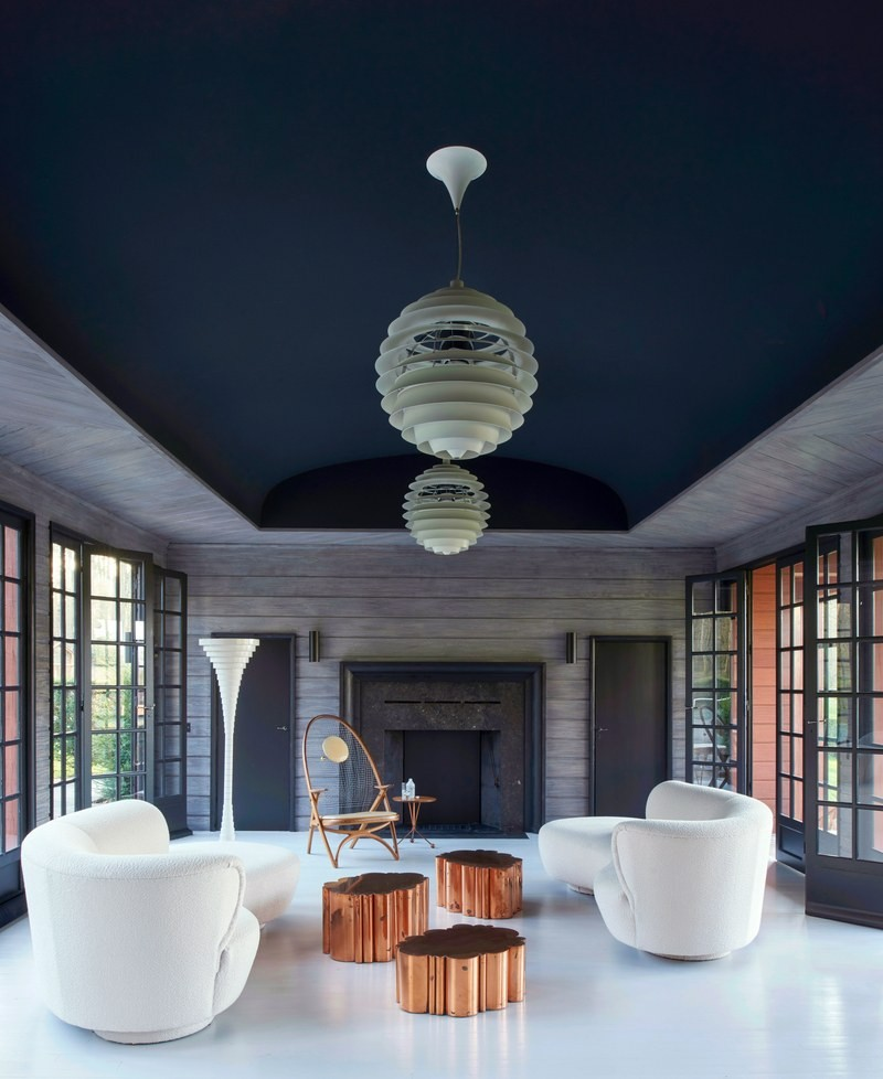 luxury home Didier Benderli Transforms A 16th Century Chateau into a Luxury Home 12 A Modern Update On A 16th Century French Chateau