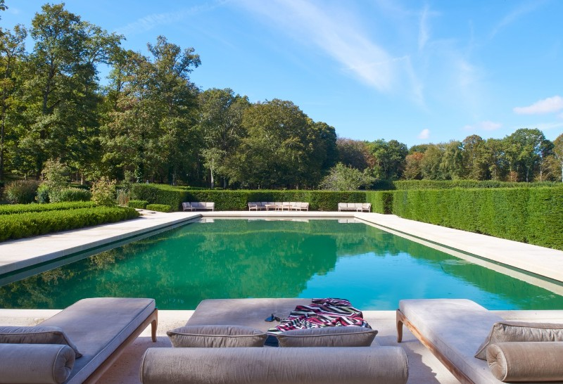 luxury home Didier Benderli Transforms A 16th Century Chateau into a Luxury Home 13 A Modern Update On A 16th Century French Chateau