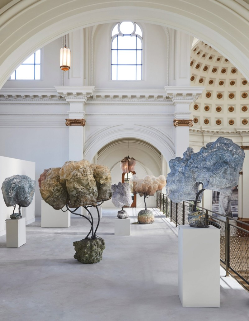 Carpenters Workshop Gallery Opens At A Former Church In San Francisco