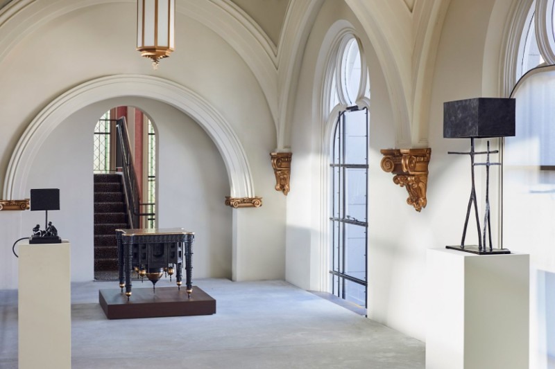 Carpenters Workshop Gallery Carpenters Workshop Gallery Opens At a Former Church in San Francisco 4 Carpenters Workshop Art Gallery Opens At a Former Church