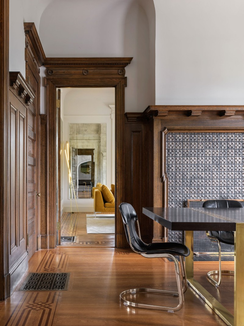 . A Victorian House Renovation by Jessica Helgerson Interior Design