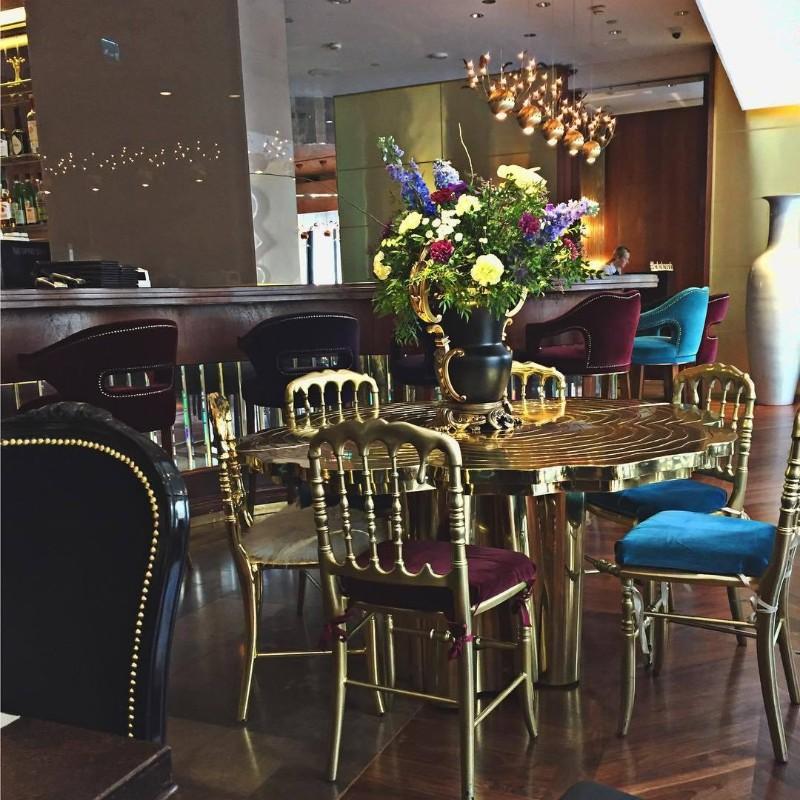 contemporary design Fortuna: Rewrites the Fate of Contemporary Design Fortuna Dining Table 1