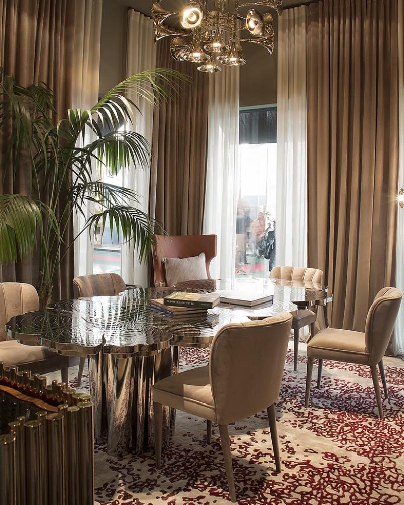 contemporary design Fortuna: Rewrites the Fate of Contemporary Design Fortuna Dining Table