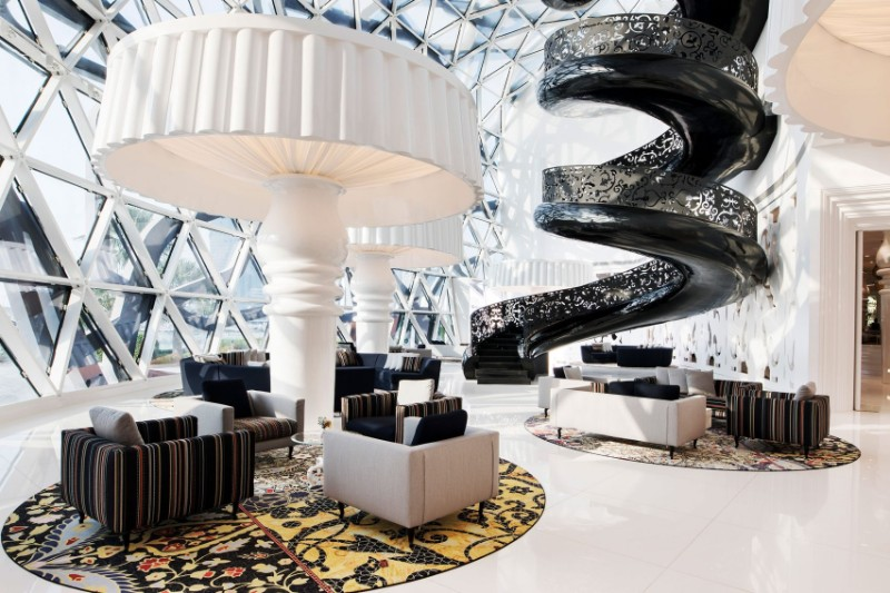 A Place Of Fantasy and Surrealism by Interior Designer Marcel Wanders interior designer A Place Of Fantasy and Surrealism by Interior Designer Marcel Wanders 2 A Place Of Fantasy and Surrealism by Interior Designer Marcel Wanders