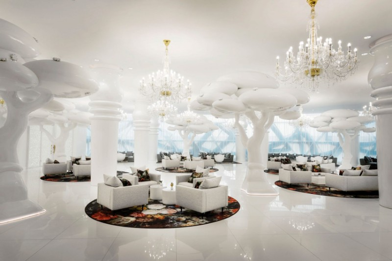 A Place Of Fantasy and Surrealism by Interior Designer Marcel Wanders interior designer A Place Of Fantasy and Surrealism by Interior Designer Marcel Wanders 6 A Place Of Fantasy and Surrealism by Interior Designer Marcel Wanders