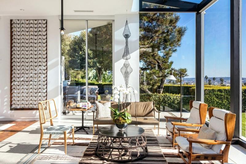 ellen degeneres Inside Ellen DeGeneres Former Beverly Hills Mansion Inside Ellen DeGeneres Former Beverly Hills Mansion 6