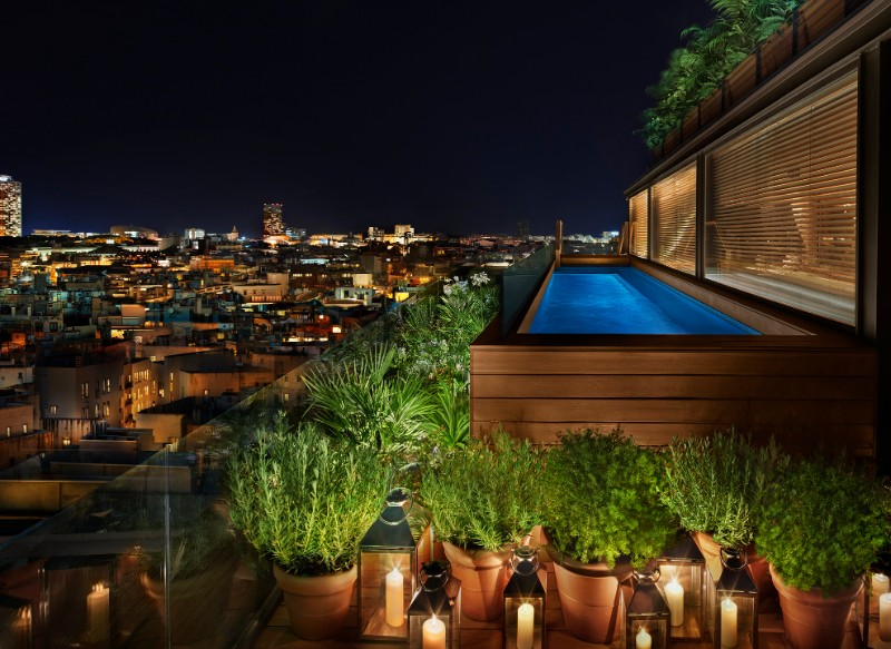 A Dazzling World of Design at The Barcelona Edition Hotel exclusive design A Dazzling World of Exclusive Design at The Barcelona Edition Hotel 2 Edition Hotels Barcelona