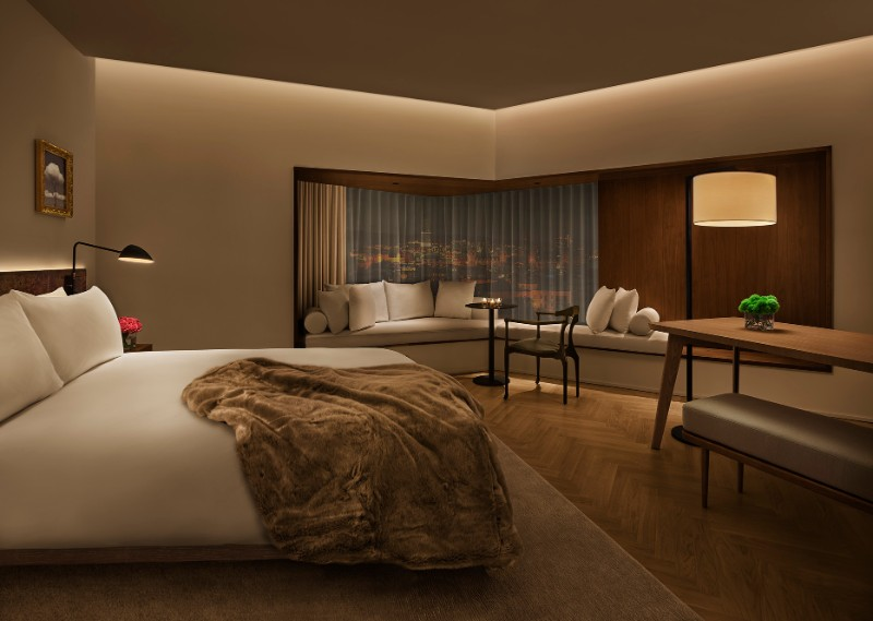 A Dazzling World of Exclusive Design at The Barcelona Edition Hotel exclusive design A Dazzling World of Exclusive Design at The Barcelona Edition Hotel 7 Edition Hotels Barcelona