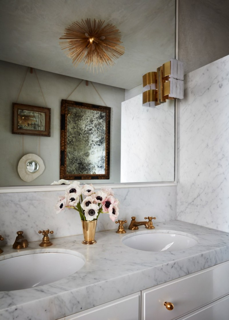 A Sophisticated Touch of French Decor Inside A New York Apartment parisian decor A Sophisticated Touch of Parisian Decor Inside A New York Apartment 9 A Sophisticated Touch of Parisian Decor Inside A New York Apartment