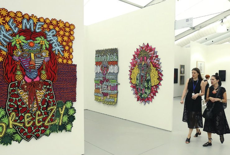 Art Basel Miami Four Art Galleries You Can't Miss at Art Basel Miami 2018 FEATURED BL 740x500