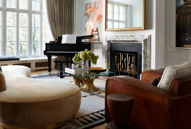 parisian decor A Sophisticated Touch of Parisian Decor Inside A New York Apartment feature 740x500 boca do lobo blog Boca do Lobo Blog feature 740x500
