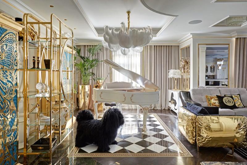 A Flaming Design Project by Tatyana Myronova