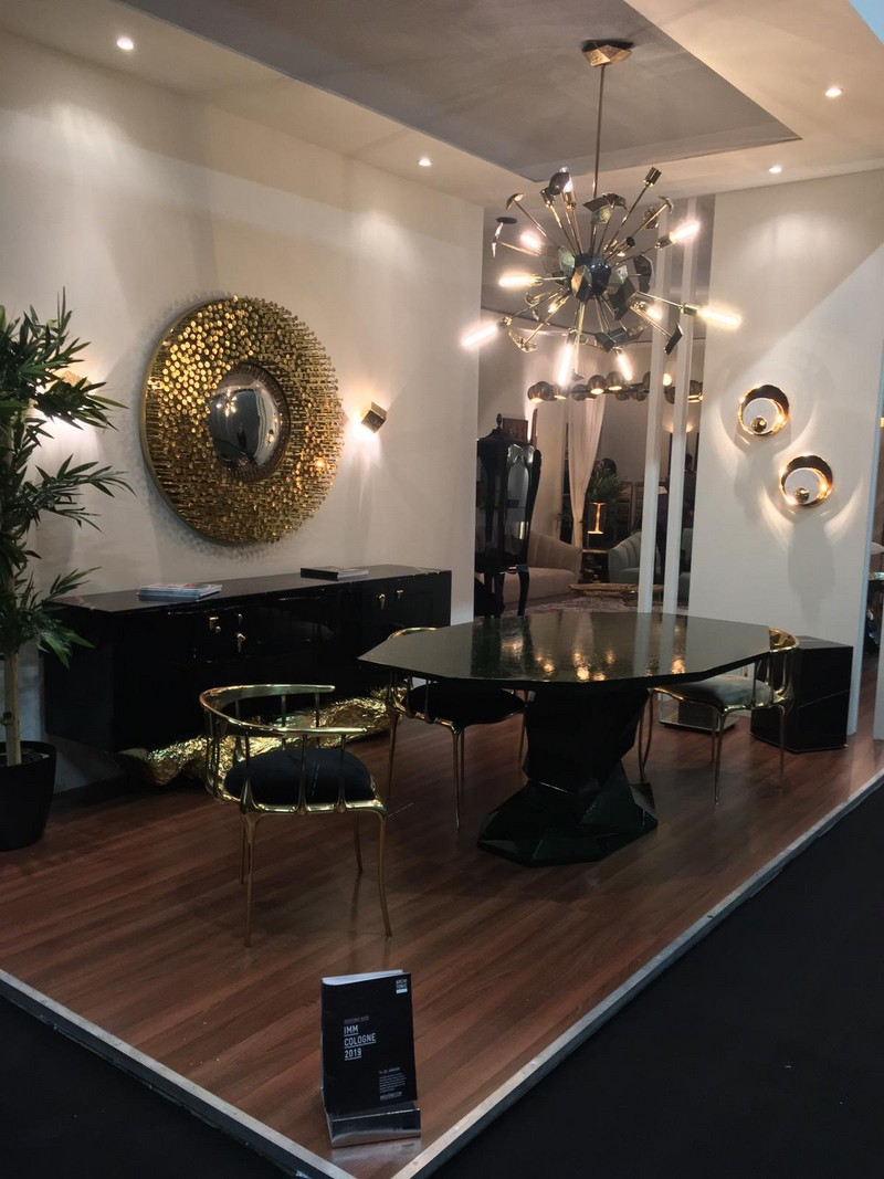 First Look At Boca do Lobo's Imposing Presence at IMM imm cologne First Look At Boca do Lobo's Imposing Presence at IMM Cologne Boca do Lobo At IMM Cologne 2019