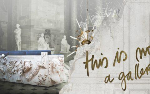 """maison et objet Boca do Lobo's Concept for Maison et Objet """"This Is Not A Gallery"""" Feature 480x300"""