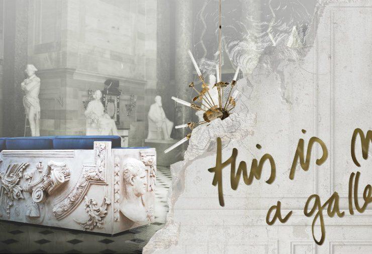 """maison et objet Boca do Lobo's Concept for Maison et Objet """"This Is Not A Gallery"""" Feature 740x506"""