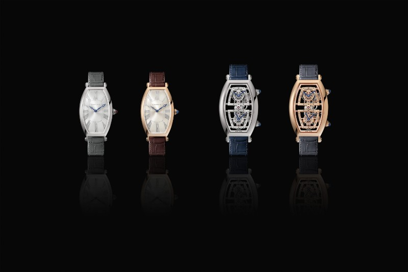 haute horlogerie, sihh, swiss watches, limited edition, jewelry, designer watches, design events, geneve events, luxury watches, luxury brands sihh Haute Watch Design At Its Best at SIHH Genève Haute Watch Design At Its Best at SIHH Gen  ve 18 Cartier Priv   Tonneau collection