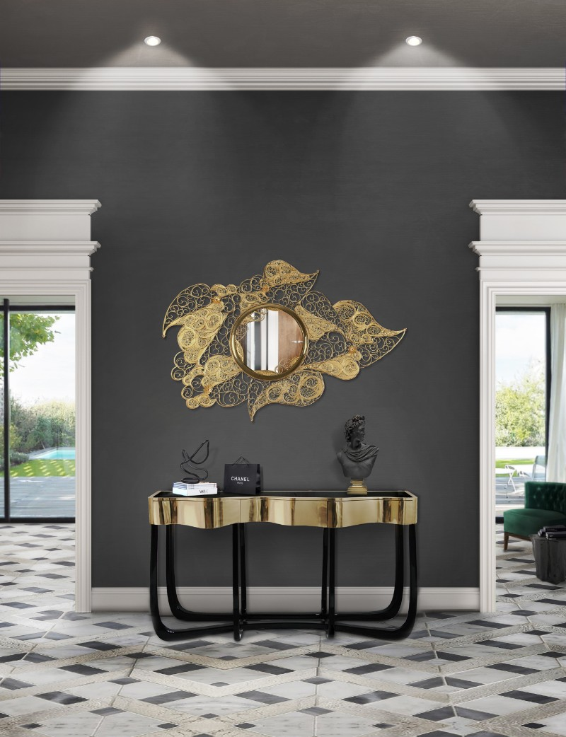Embracing The Past Through Modern Design: Ring Filigree Mirror modern design Embracing The Past Through Modern Design: Ring Filigree Mirror Boca do Lobos Novelty Reinvents The Ancient An Art 7