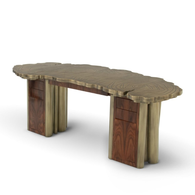 luxury furniture luxury furniture Discover The Newest Luxury Furniture Pieces by Boca do Lobo fortuna desk 01 HR