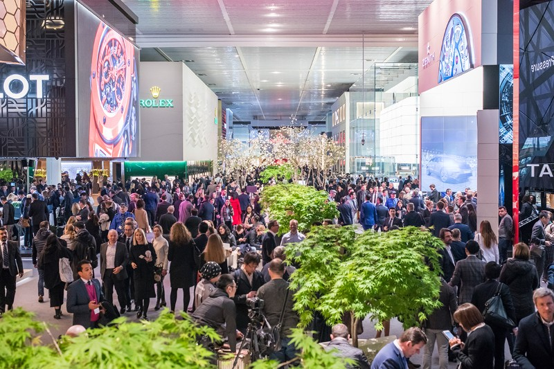 Baselworld 2019: What to Expect and Everything You Need to Know baselworld Baselworld 2019: What to Expect and Everything You Need to Know Baselworld 2019 What to Expect and Everything You Need to Know 12