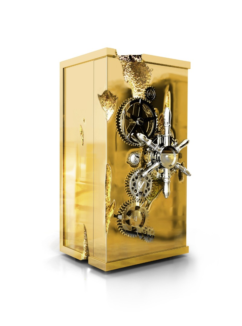 boca do lobo Boca do Lobo: Discover Which Are Our Most Iconic Pieces Millionaire Safe by Boca do Lobo