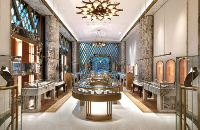 Peter Marino's Best and Extravagant Projects in New York peter marino Peter Marino's Best and Extravagant Projects in New York Peter Marino   s Best and Extravagant Projects in New York 3
