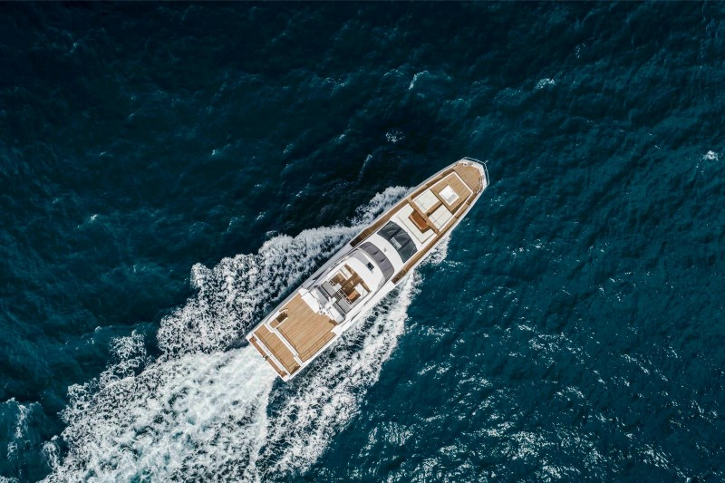 The New Azimut - A Luxury Yacht Designed by Achille Salvagni achille salvagni The New Azimut – A Luxury Yacht Designed by Achille Salvagni The new Azimut Grande An Ultra Luxury Yacht Designed by Achille Salvagni 1