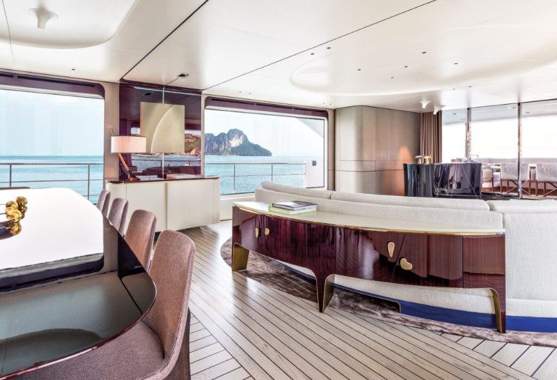 The New Azimut - A Luxury Yacht Designed by Achille Salvagni achille salvagni The New Azimut – A Luxury Yacht Designed by Achille Salvagni The new Azimut Grande An Ultra Luxury Yacht Designed by Achille Salvagni 2