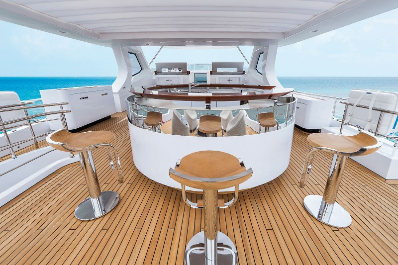 The New Azimut - A Luxury Yacht Designed by Achille Salvagni achille salvagni The New Azimut – A Luxury Yacht Designed by Achille Salvagni The new Azimut Grande An Ultra Luxury Yacht Designed by Achille Salvagni 4